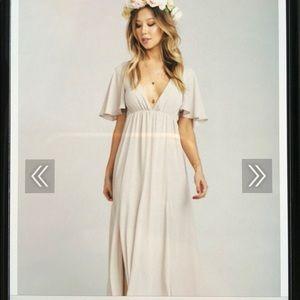 Show Me Your MuMu Dress - Faye Flutter